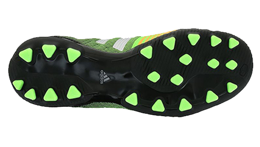 suela bota de fútbol